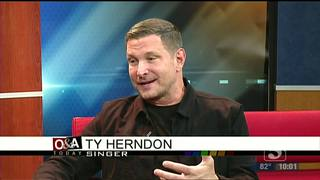 Out and About Today: One on One with Ty Herndon