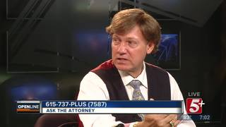 Ask the Attorney September 2018