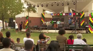 Culture Celebrated At African Street Festival