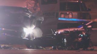 Motorcyclist Killed In Nashville Crash