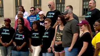 Stand Movement Rally Seeks Equality, Justice