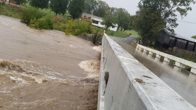 Flooding, Damage Reported After Storms Hit Tenn.