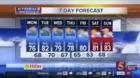 Storm 5 Forecast: Monday, September 24, 2018