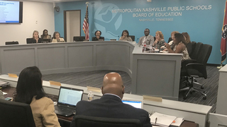 Metro School Board Discusses Harassment Scandal