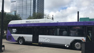WeGo buses to use new GPS technology