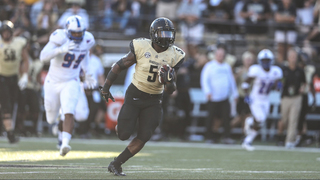 Vanderbilt Escapes With 31-27 Win Over Tenn. St.