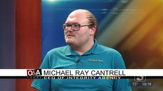Out & About Today: Michael Ray Cantrell
