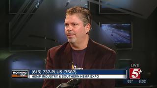 MorningLine: Hemp Industry & Southern Hemp Expo