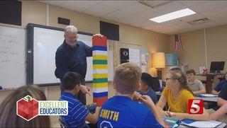 Bedford Co. 6th Grade Teacher Mr. David Naylor