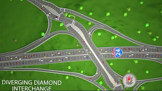 Hickory Hollow Pkwy. Exit To Extend In Antioch