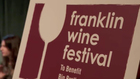 Franklin Wine Festival Supports Good Cause
