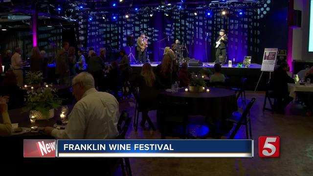 Franklin Wine Festival Supports Big Brothers Big Sisters