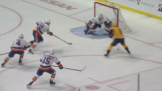 Predators Beat Islanders, 5-2