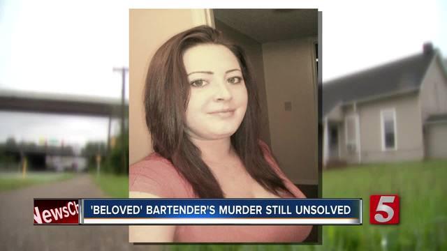 Murder of -beloved- bartender still unsolved