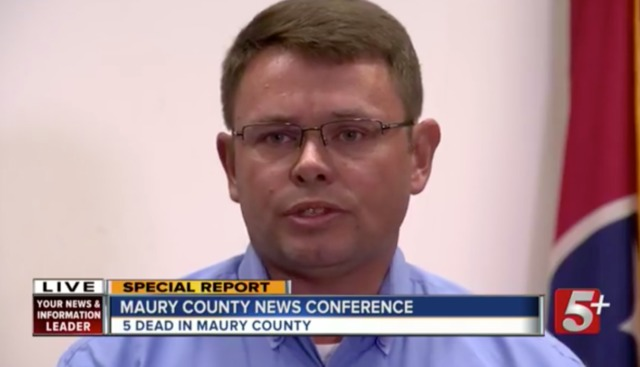 LIVE: Sheriff update on murder-suicide