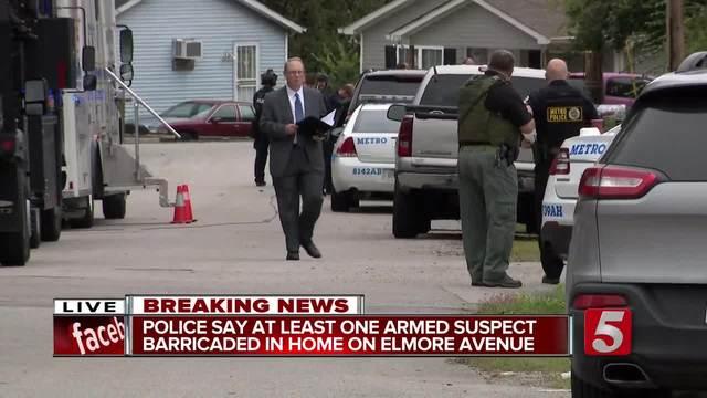 Police Respond To Nashville Home Invasion