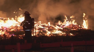 Chief sees increase in firefighter suicides