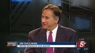 MorningLine: Talking About Metro Nashville...