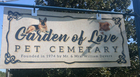 Clarksville Pet Cemetery Repeatedly Vandalized