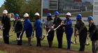 TSU breaks ground on 3 new buildings