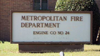 Nashville Fire relocates employees due to mold