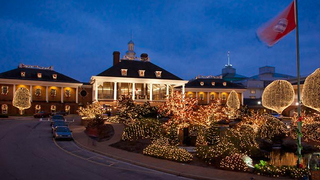 Christmas at Gaylord Opryland Sweepstakes (TV)