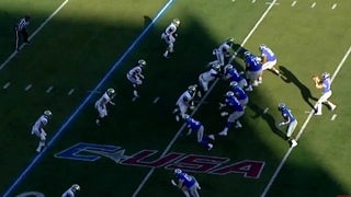 Middle Tennessee State beats Charlotte
