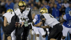 No. 14 Kentucky escapes Vanderbilt 14-7