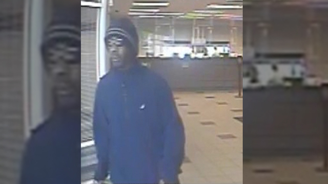 Police seek help ID'ing bank robbery suspect
