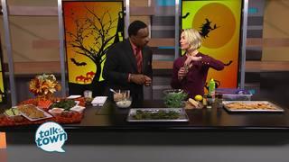Dyan Damron's Kicked Up Kale Chips