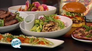 Healthy Options at California Pizza Kitchen