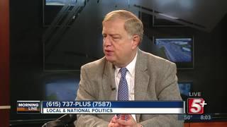 MorningLine: Local and National Politics