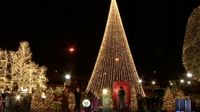 gaylord opryland kicks off a country christmas - Country Christmas Songs Youtube