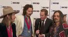 Artists walk ASCAP Awards red carpet