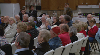 Residents rally to preserve historic land