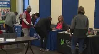 Goodwill holds Nashville job fair
