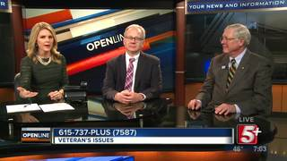 Ask the Mayor: Veteran's Issues