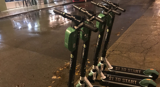 City debates what scooters will do during winter
