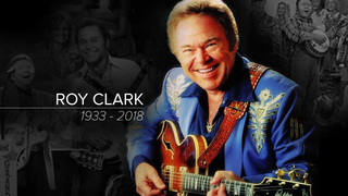 Country legend Roy Clark dies at 85