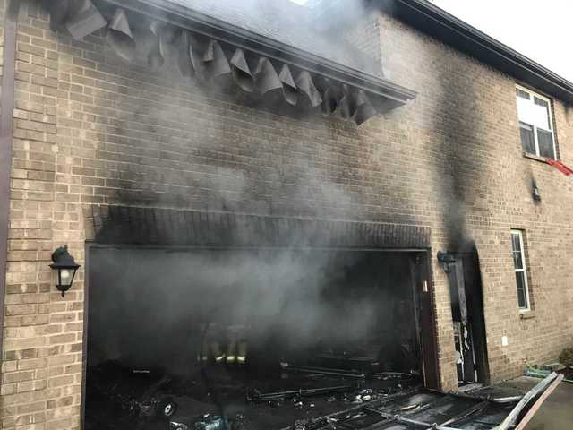 Murfreesboro home damaged in fire
