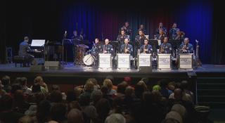 'Airmen of Note' make tour stop in Nashville