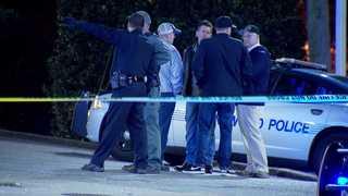 Gunman shoots Brentwood store clerk