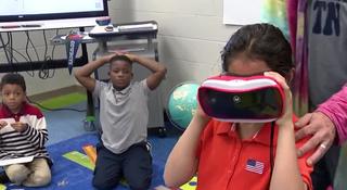 Whitsitt Elementary implements Power Mondays