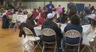 Salvation Army serves Thanksgiving dinner