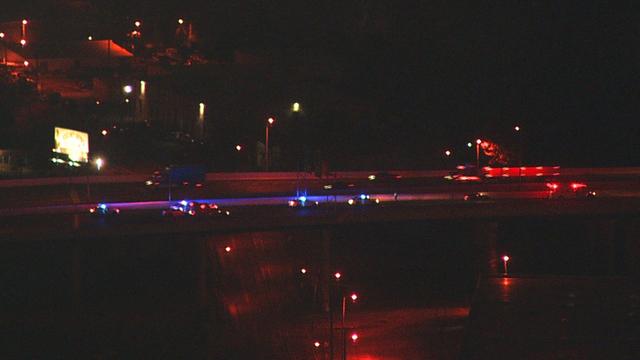 Crash snarls I-24 East traffic near Shelby Ave.