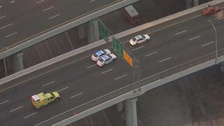 Deadly crash snarls I-24 traffic near Shelby Ave