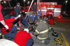 Student involvement led to storm drain fall