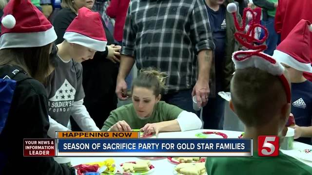A Soldier-s Child Christmas drive